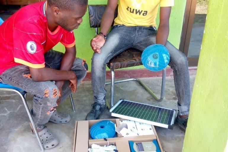 A Solar Champion | Chigomezgo Kamanga