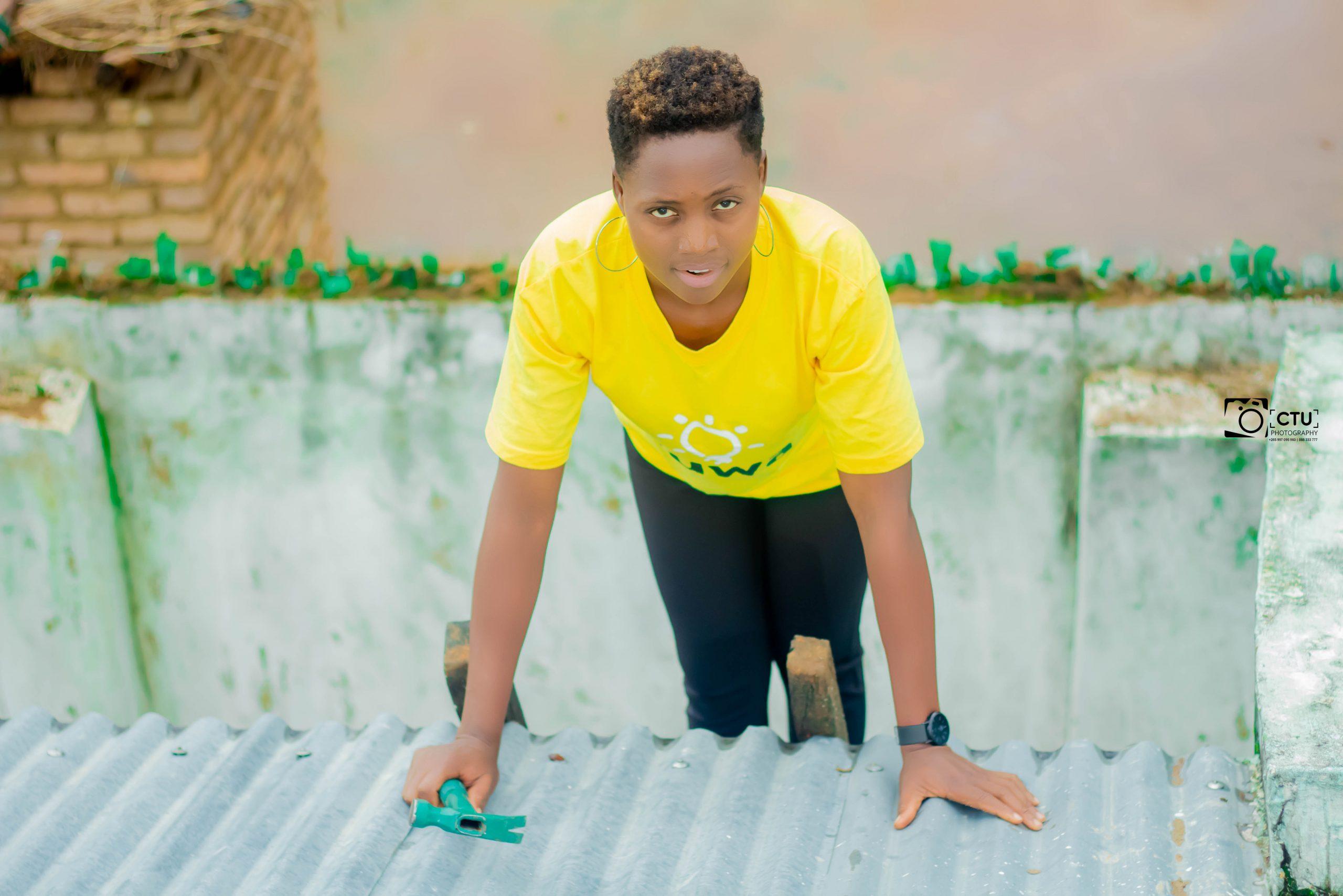 Zuwa Recruits First Female Installer