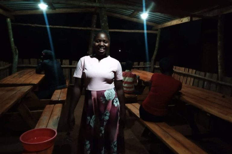 ZUWA BOOSTS A BUSINESS LADY'S PRODUCTIVE HOURS